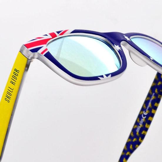 SKULL RIDER, óculos de Sol AUSTRALIAN