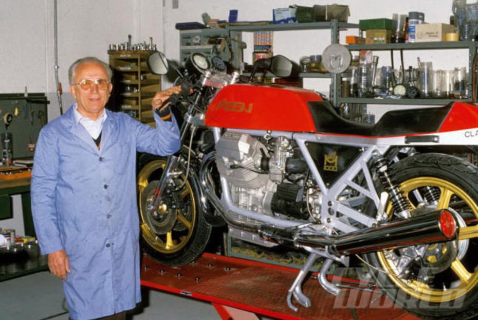Arturo Magni, 1925-2015, o homem na origem do sucesso desportivo da MV AGUSTA