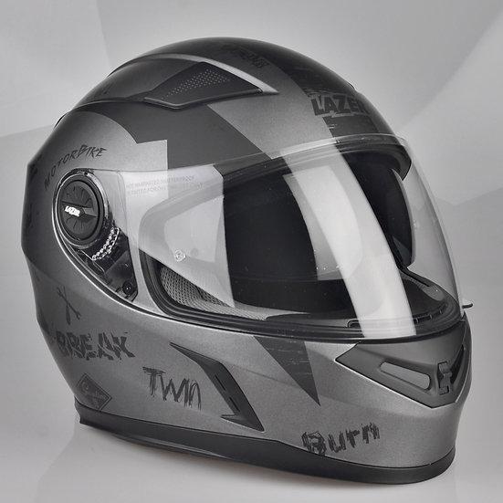 LAZER, capacete BAYAMO Bad Boy