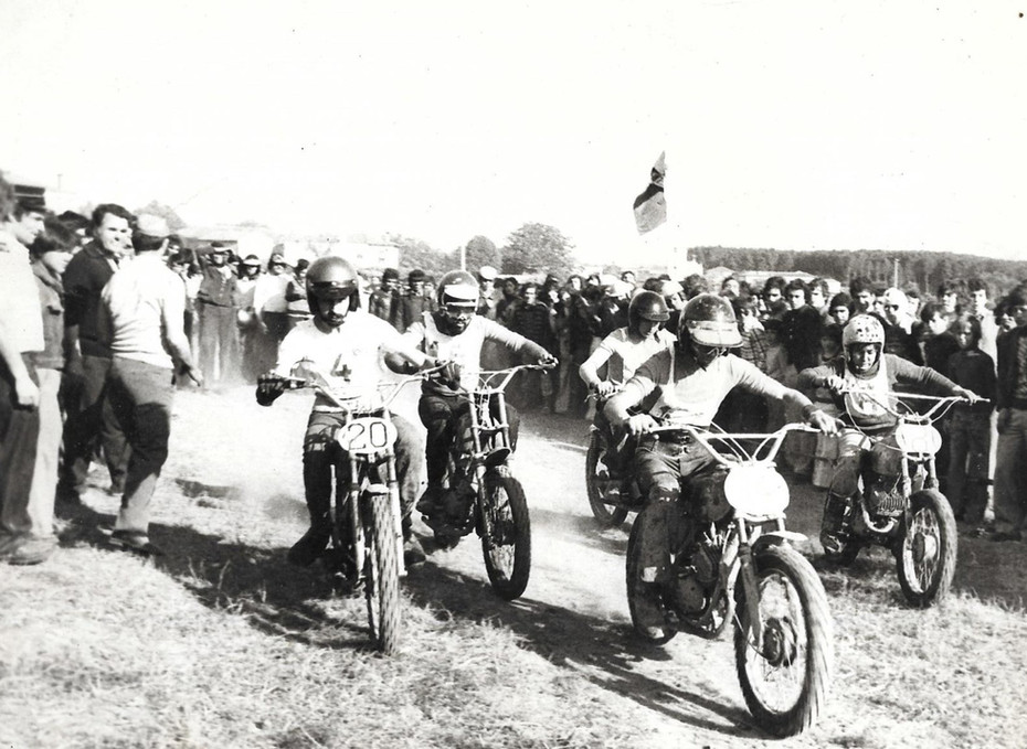 CRÒNICA DOS BONS MALANDROS - As insólitas aventuras de José Pereira no motocross