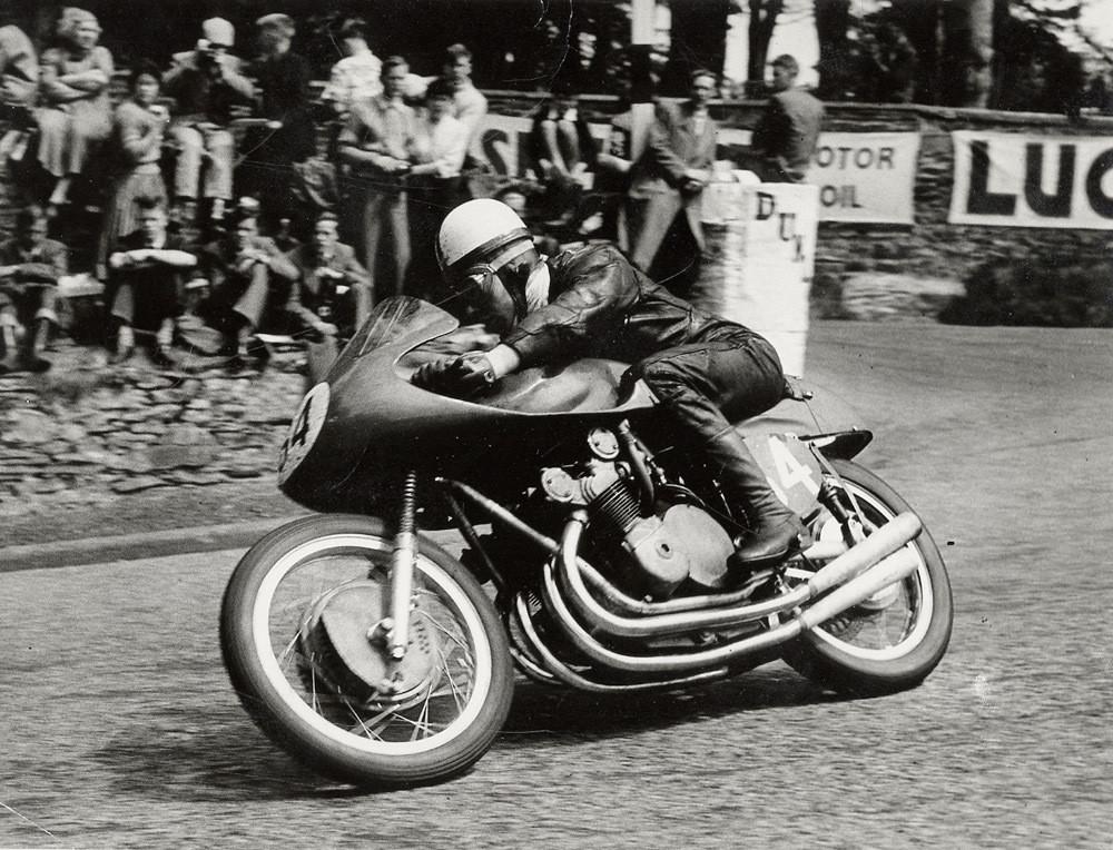 John Surtees, MV AGUSTA, IOMTT 1958