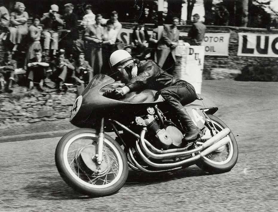 1958, Ilha de Man