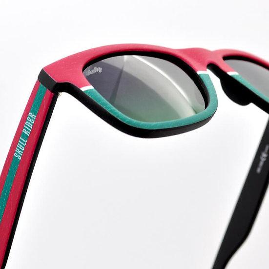SKULL RIDER, óculos de Sol ITALY