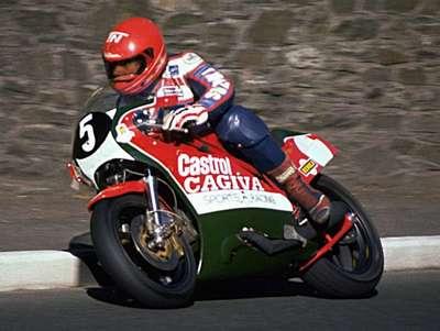 1984, Trevor Nation, DUCATI