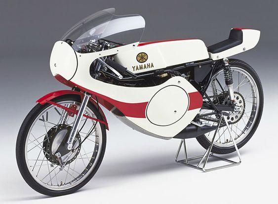 YAMAHA RF302 50cc, 1969