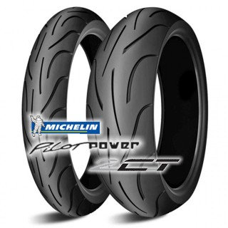 MICHELIN, pneu PILOT POWER 2CT