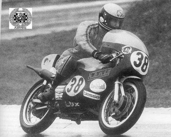 KONIG 500 GP, Kim Newcombe, A