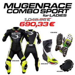 MUGENRACE combo Sport (woman)