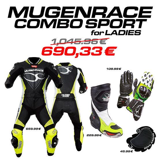 MUGENRACE, combo Sport (lady)