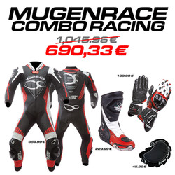 MUGENRACE combo Racing (man)