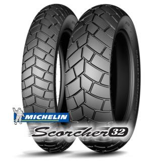 MICHELIN, pneu SCORCHER 32