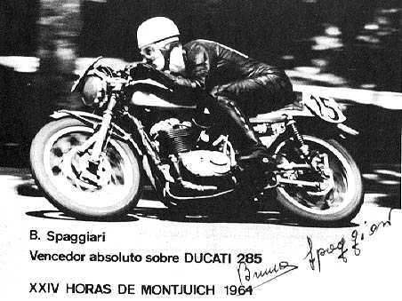 1964, 24 Horas de Montjuich (10ª edição)