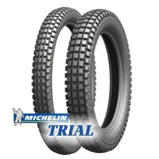 MICHELIN, pneu TRIAL COMPETITION
