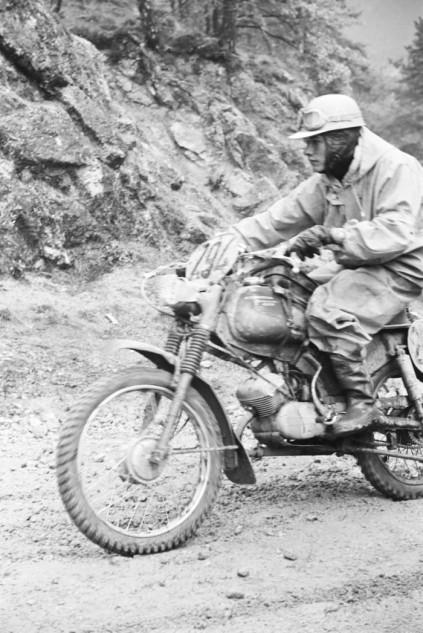 Jacky Ickx, 1962, ISDT, 50