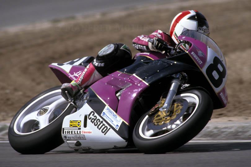 Fred Merkel, HONDA RC30, 1988