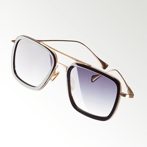 SKULL RIDER, óculos de Sol VINTAGE SQUARE