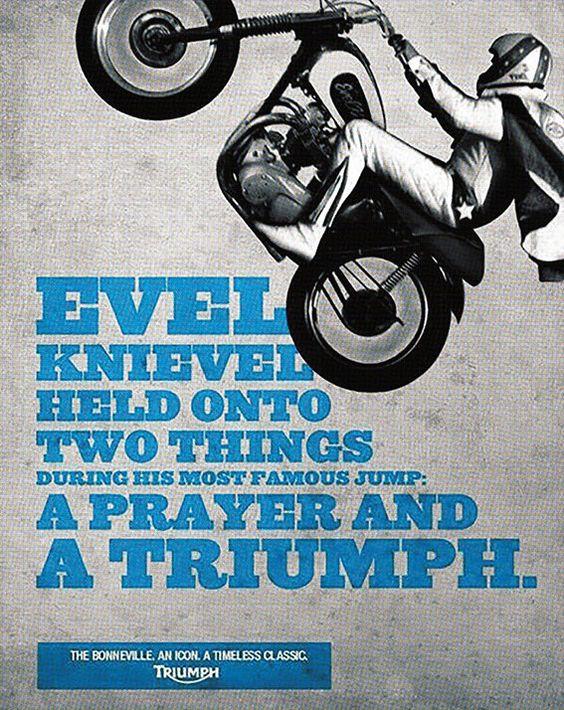 Evel_Knievel,_póster_TRIUMPH