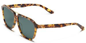 SKULL RIDER, óculos de Sol STEPHEN JAMES Gold/Silver
