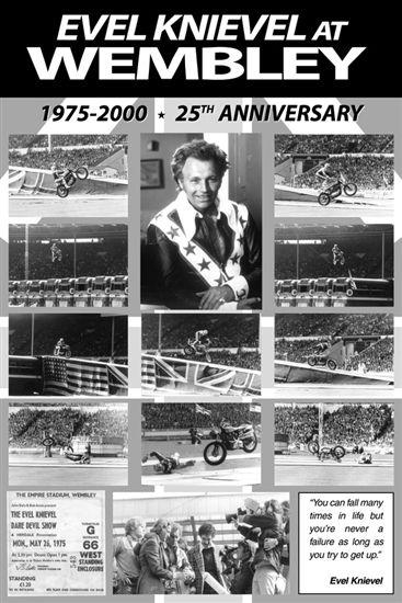 Evel_Knievel,_póster_25º_aniversário_Wembley