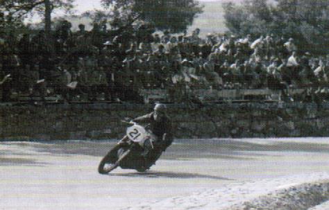 VR 1952 John Grace NORTON 500cc
