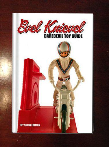 Evel Knievel, brinquedo, A