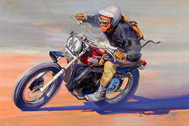 "Malcolm Smith, ""Desert Master"""