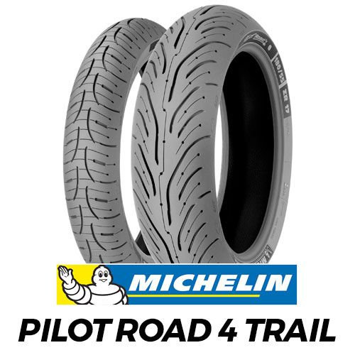 MICHELIN, pneu PILOT ROAD 4 TRAIL