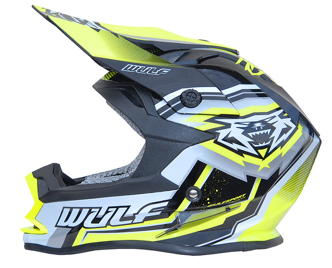 WULFSPORT, capacete VANTAGE