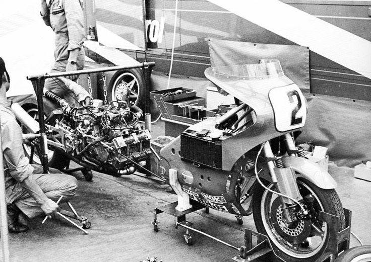 HONDA NR 500, 1979 A