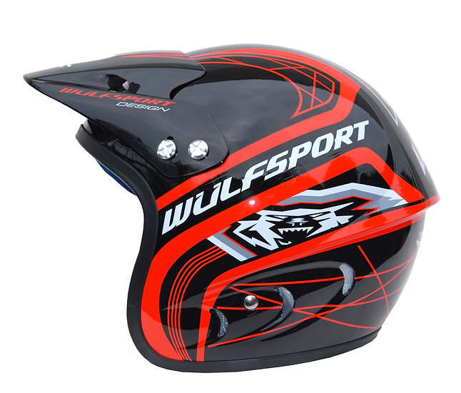 WULFSPORT, capacete ACTION
