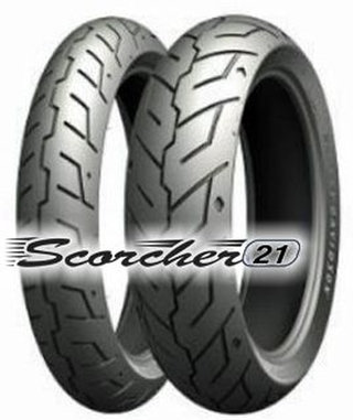 MICHELIN, pneu SCORCHER 21