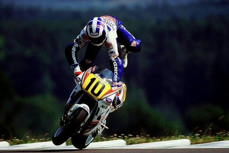 ONE SHOT - Wayne Gardner, 1990, Brno