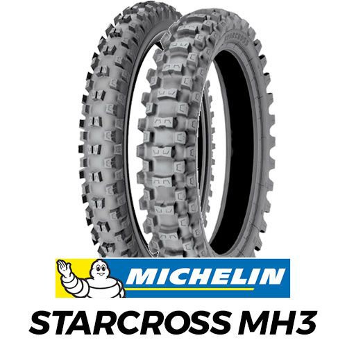 MICHELIN, pneu STARCROSS MH3 Junior
