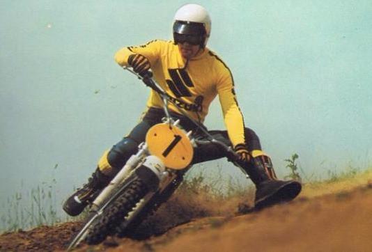 Joel Robert, uma das primeiras lendas do Motocross