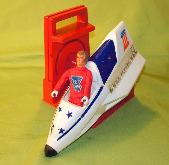 Evel Knievel, figurinha, A