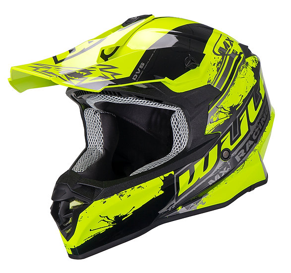 WULFSPORT, capacete OFF ROAD PRO