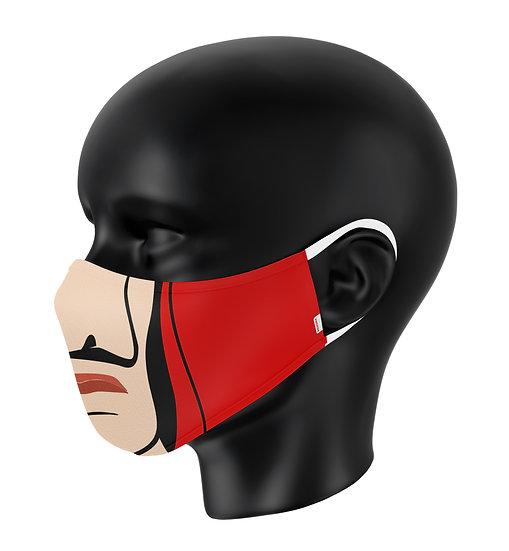 SQUADRA, máscara EPM.ESP