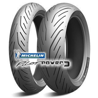 MICHELIN, pneu PILOT POWER 3