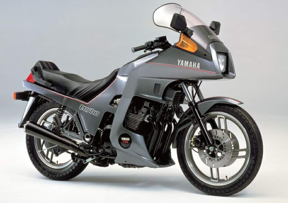 YAMAHA XJ650 Turbo, 1982