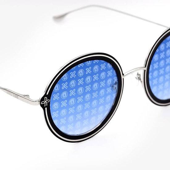 SKULL RIDER, óculos de Sol SMOOTH