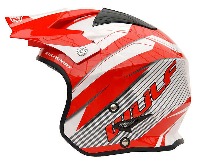 WULFSPORT, capacete IMPACT