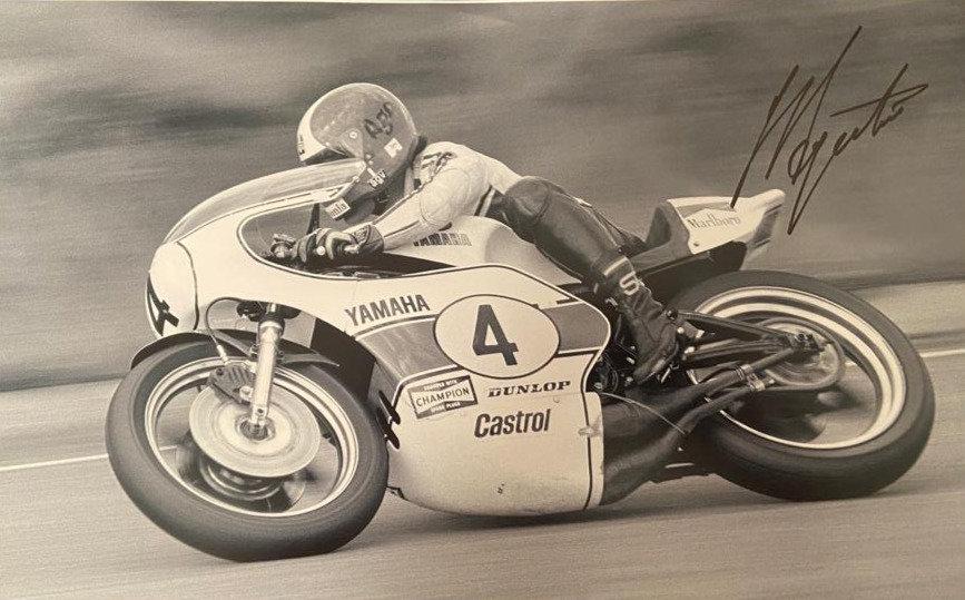 MOTOSPOT Classic, foto Giacomo Agostini (autografada)