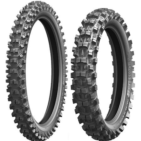 MICHELIN, pneu STARCROSS 5 Soft