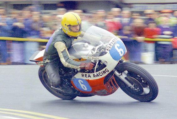 Joey Dunlop, YAMAHA TZ 700, 1980
