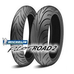 MICHELIN, pneu PILOT ROAD 2