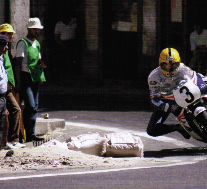 Joey Dunlop, Vila Real, 1985 001