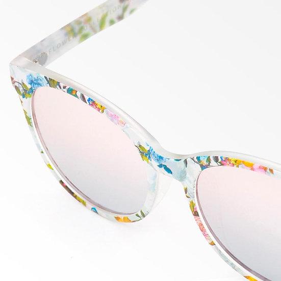 SKULL RIDER, óculos de Sol FLOWERS