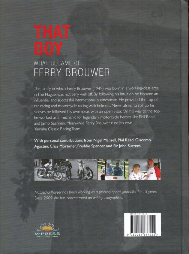 That Boy (What Became of Ferry Brouw