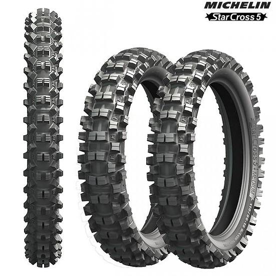 MICHELIN, pneu STARCROSS 5 Medium