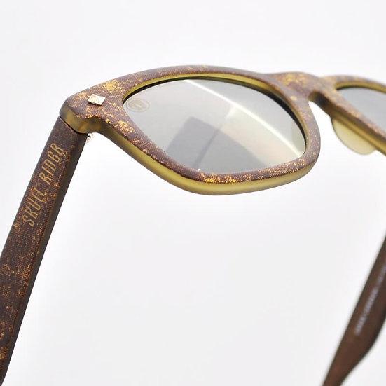 SKULL RIDER, óculos de Sol CAFE RACER